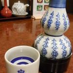 日本橋 伊勢定 - 日本酒(白鷹本醸造)