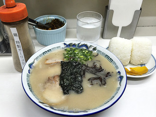らーめん工房 龍 - ラーメン ¥570