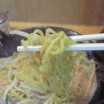 3455528 - 麺は期待通り!!!黄色のちぢれです^^