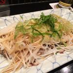 山登 - 焼き鯖サラダ
