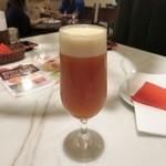 アートレストラン キリストン バー - 桃のビール