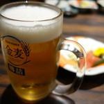 芋んちゅ - 2015.01 最初はビール