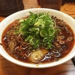天骨庵 慶心 - 慶心の勝坦麺850円(15.01)