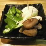 かんいち - 野菜焼き