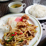 ひだまり  - 料理写真:日替わりランチ
