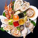 牡蠣と地中海料理 ALEGRIA - ALEGRIA風魚介プラッター<盛り合せ>