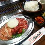 34558433 - ランチ/サンキュー定食(700円税込)