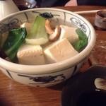 九州一食堂 - 鳥湯豆腐