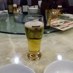 34559794 - 熊猫飯店 瓶ビール プレモル