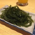 琉球茶屋 くわっち~ - 海ぶどう