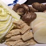 小肥羊 - 野菜