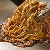 ぼてぢゅう - 料理写真:北海道ポークの豚焼そば