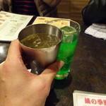 村おこし - 黒霧ロック:330円