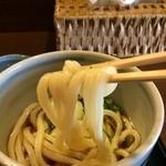 麺花 ゆうしょう - コシのある、食べ応えのあるうどんです