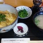 ファンタジー - 料理写真:かつ丼♡