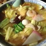 龍園 - 広東麺