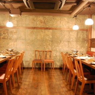【テーブル個室】最大26名貸切可小上がりの特別感漂うお席♪