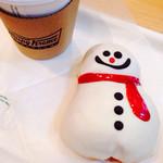 34569591 - スノーマンチョコレート&コーヒー