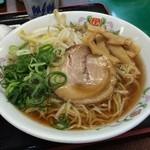 餃子の王将 - 醤油ラーメン