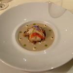 Restaurant Régis & Jacques Marcon - オマールを使った一品