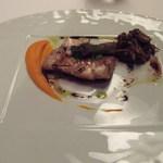 Restaurant Régis & Jacques Marcon - SERAという川鱒