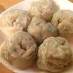 なじみ亭 - 韓国式水餃子
