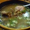 冷麺館 - 料理写真:☆牛テールスープ(≧▽≦)/~♡☆