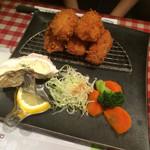洋食屋 マ・メゾン - カキフライ