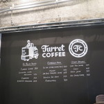 Turret Coffee - 店内1