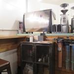 Turret Coffee - 店内2