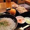 横浜更科 一休 - 料理写真:しらす丼セット