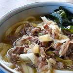 讃州めんめ - 美味しい肉でした。