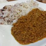 Sommelier Kitchen yuB yum - キーマカレー