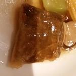 健福 - 鱈風の皮とおぼしき側