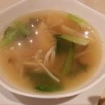 健福 - 百合の花のスープ