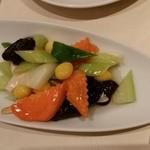 健福 - 季節の野菜炒め