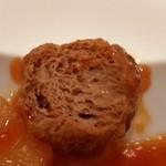 健福 - 大豆肉断面