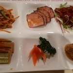 健福 - 前菜盛り合わせ