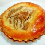 プチバトー - 料理写真:●鶏そぼろとれんこんパン@140