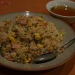 チャイナパンダ - 料理写真:【H26.12再訪】 焼き飯大盛り♪