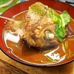 奴寿司総本店 - 鯛の味噌汁