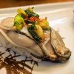 奴寿司総本店 - 牡蠣