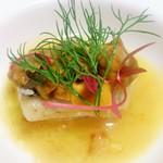 Nishimura Takahito la Cuisine creativite