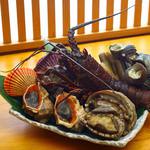 鰹人 - 海鮮盛り