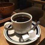 kawara CAFE&KITCHEN - 150円でセットになるコーヒー。PARCOカード提示でサービス。