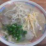 来頼亭 - 中華そば(小・麺1玉)580円