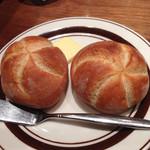 34589594 - セットのパン