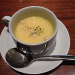 34589599 - セットのコーンスープ