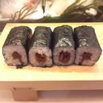 粋魚 - 干瓢巻きサビ入り