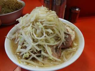 ラーメン二郎 神田神保町店 - 小豚ダブル
